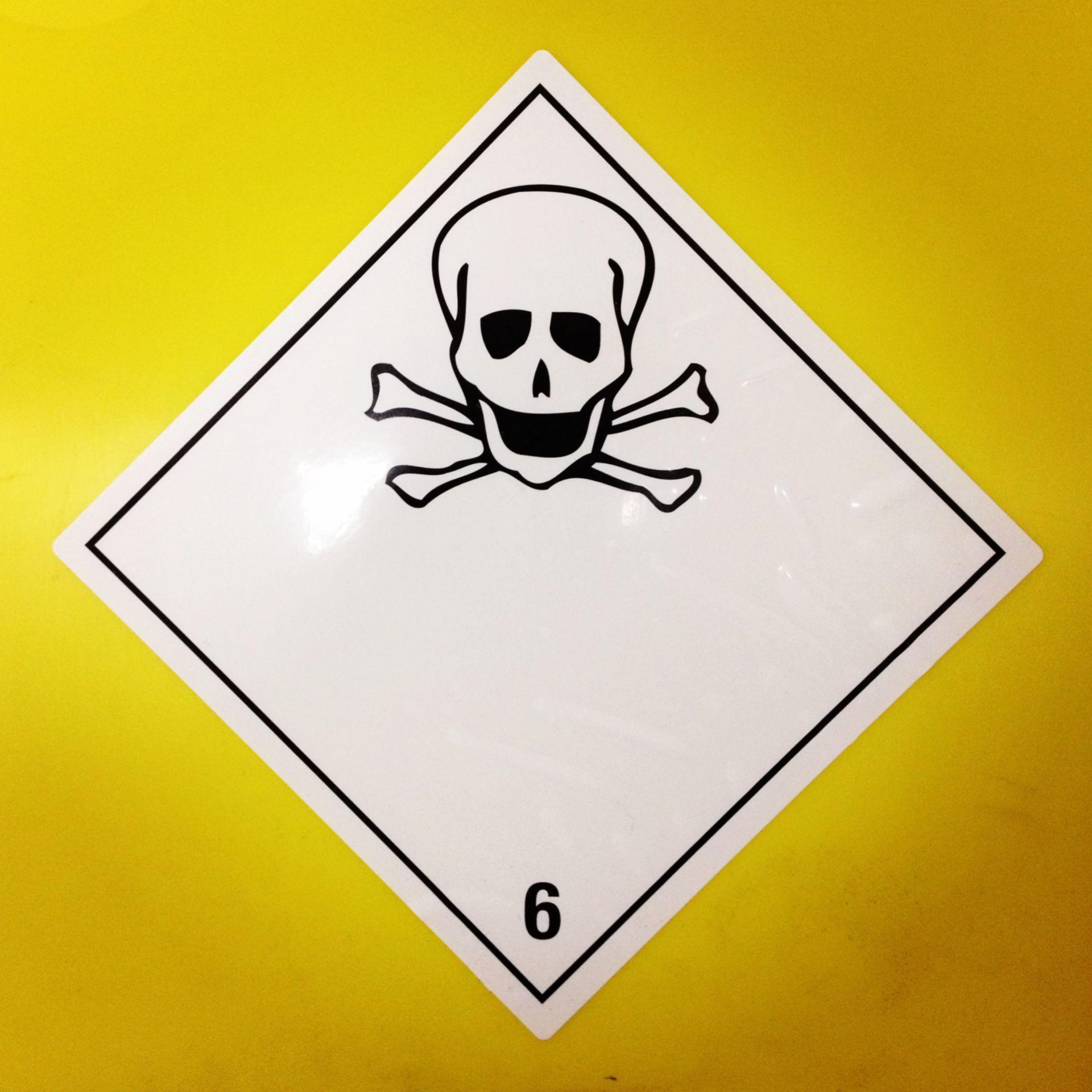 Giftige Stoffe 1