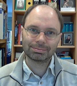 Dr. Thomas-Benjamin Seiler von der RWTH Aachen.