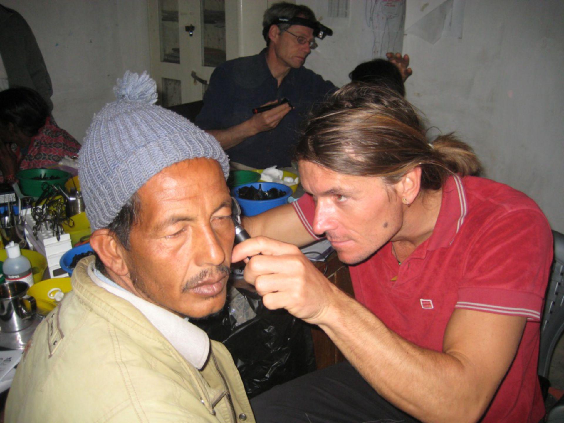 Development Aid in Nepal