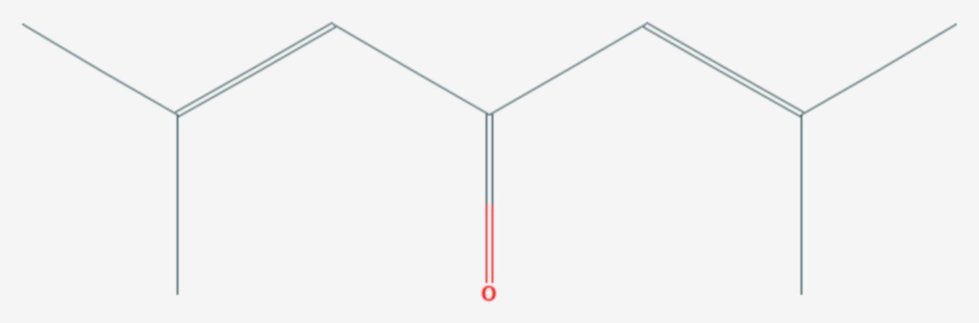 Phoron (Strukturformel)