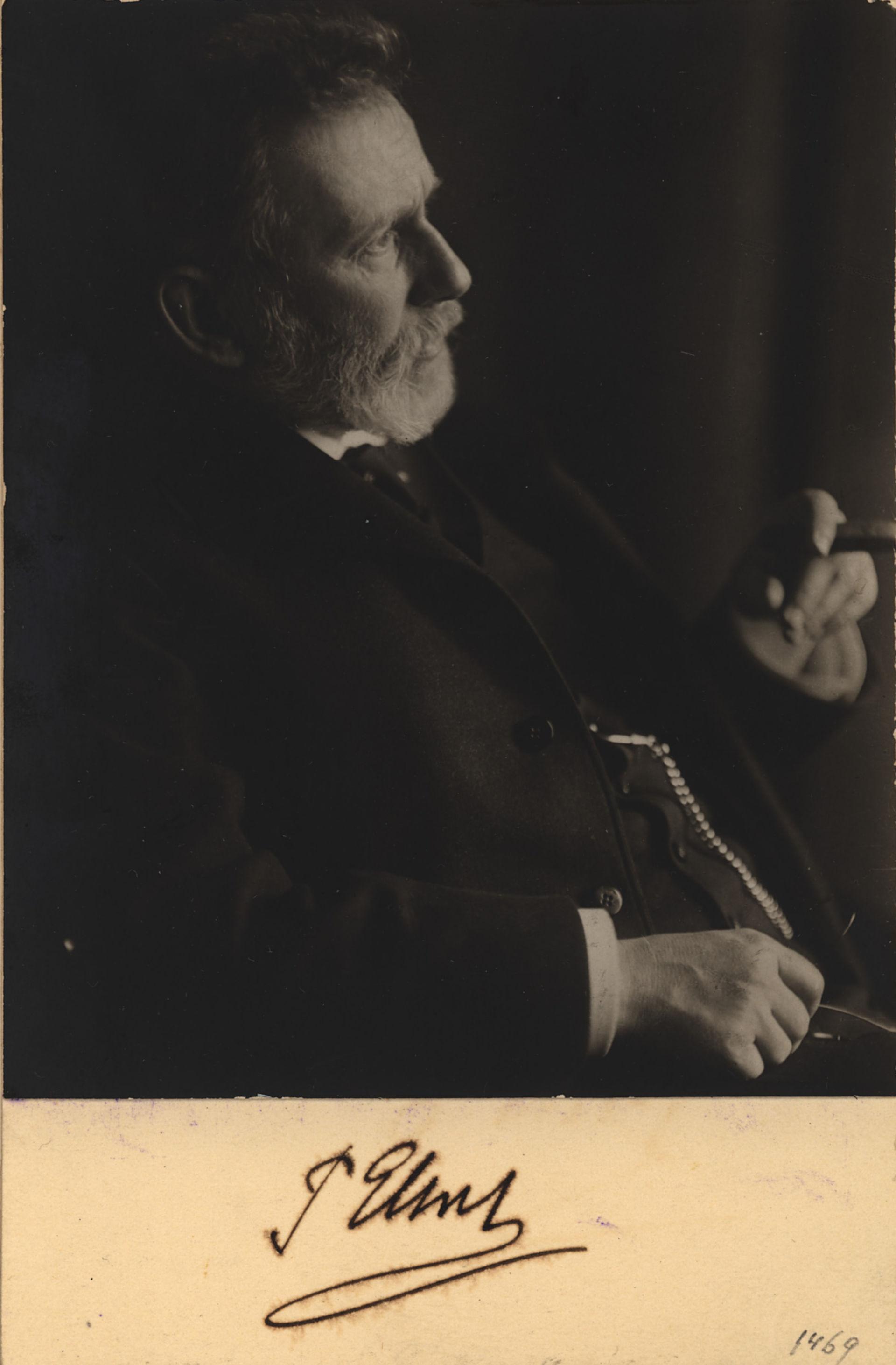 Paul Ehrlich (1854-1915)
