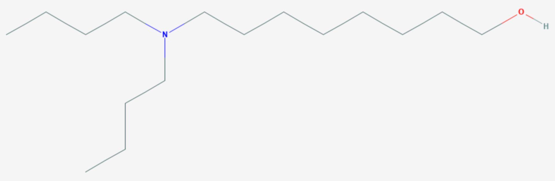 3,5-Dibromanilin (Strukturformel)