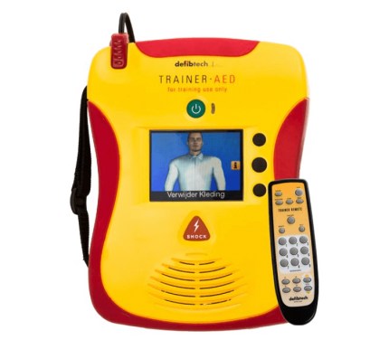 Lifeline VIEW AED Trainer