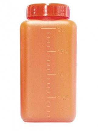 Bouteille de collecte d'urine