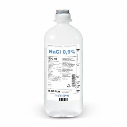 Isotone Kochsalz-Trägerlösung 0,9%