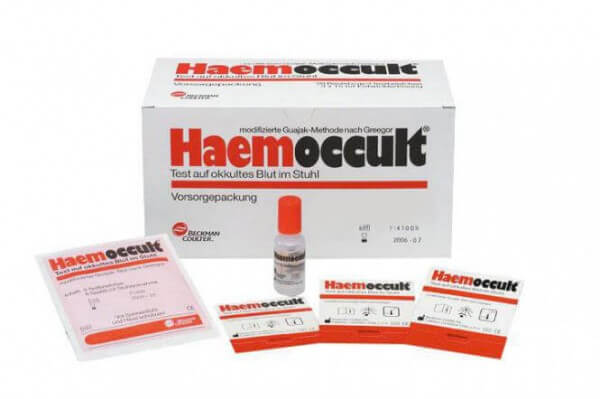 Haemoccult-Test