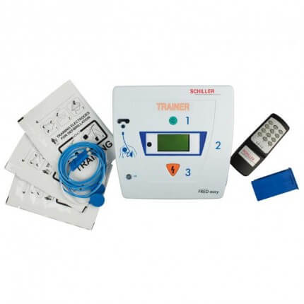 FRED EASY Trainer Schulungs-Defibrillator