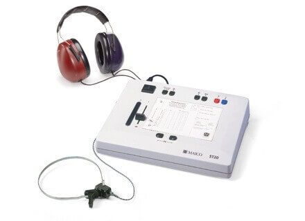 ST 20 Audiometer