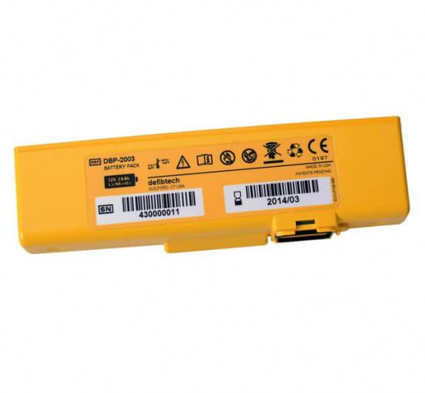 Lifeline Langzeitbatterie zu AED