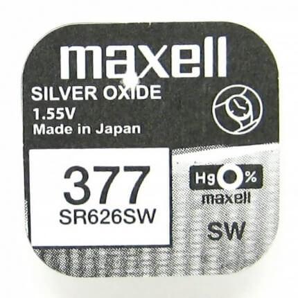 Uhren-Batterie SR626