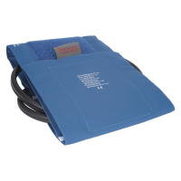 boso XL-Klettenmanschette mit Doppel-Schlauch