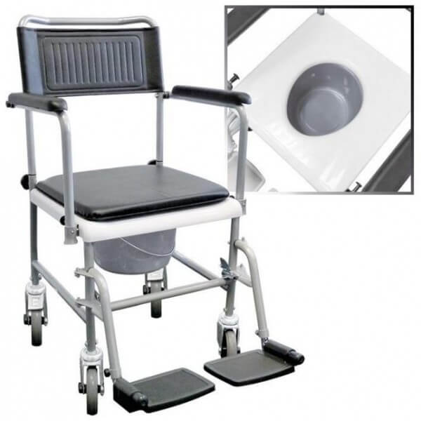 Toilettenstuhl, Standard