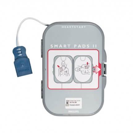 SMART-Pads II Elektrodenkassette für FRx Defibrillator