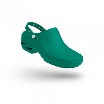 BLOC Shoes with heel-strap