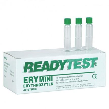 Readytest Rundküvetten Test-Set