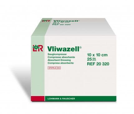 Compresses absorbantes Vliwazell