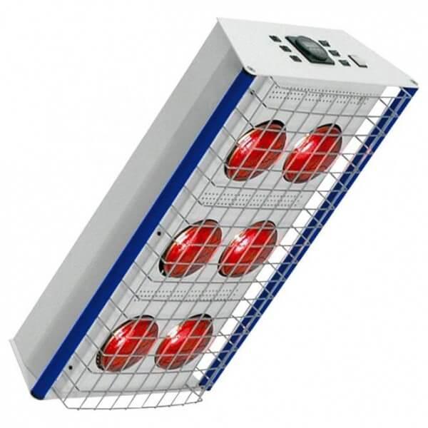 Rotlichtstrahler TGS Therm 6 Stativmodell inkl. Stativ