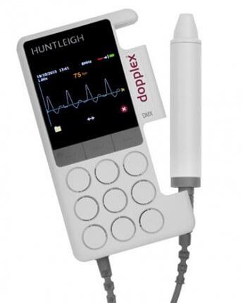 DMX Dopplex Gefäßdoppler