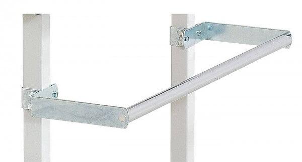 Papierrollenhalter 65 cm, Chrom