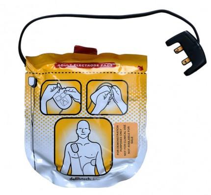 Lifeline Klebe-Elektroden
