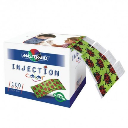 INJECTION color Strip