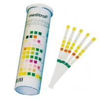 medichem meditrol-10 + Leuko Urinteststreifen