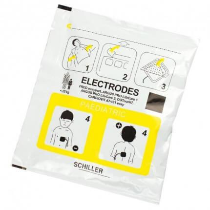 Elektroden für FRED easyport Defibrillator