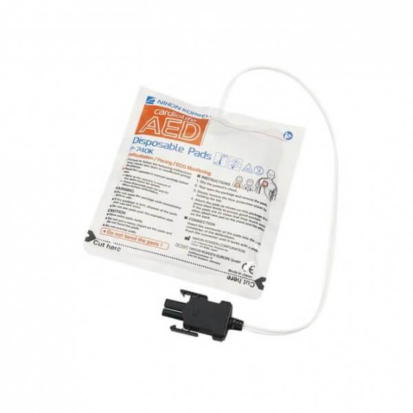 Cardiolife AED-3100 Elektroden für Erwachsene/Kinder