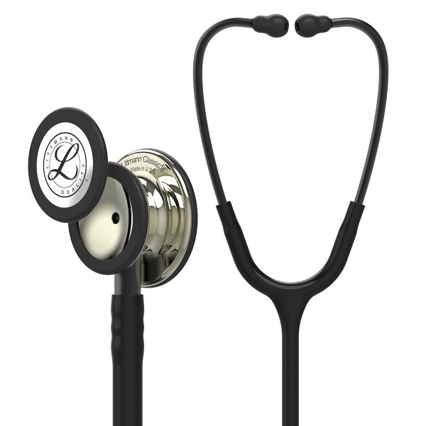 Classic III - Black Champagne Edition - Monitoring Stethoscope