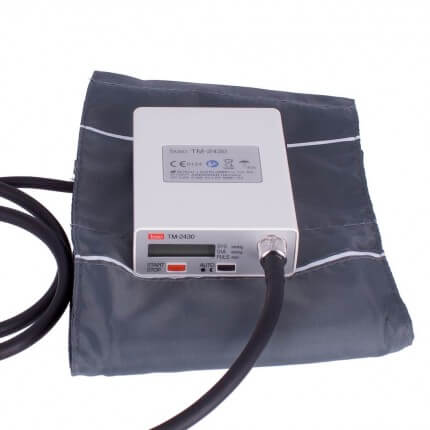 Moniteur automatique de pression artérielle Holter TM-2430 PC 2
