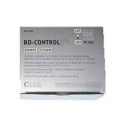 Paquet test BD-Control à usage unique