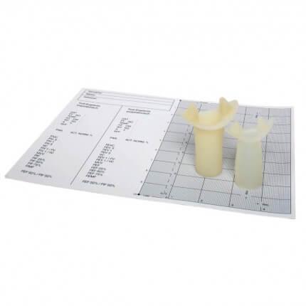 Papier voor Vitalograph-Spirometer