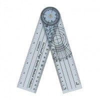 DocCheck Protractor goniometer