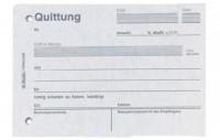 Doctor No Quittungsblock