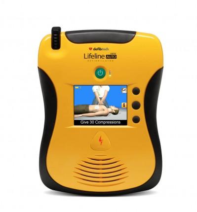 Lifeline VIEW AUTO AED Vollautomat
