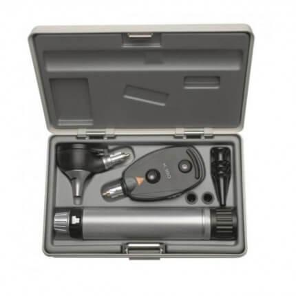 Set K180 XHL F.O. otoscope et ophtalmoscope