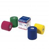 BSN Bandage de fixation élastique cohésif Gazofix Color