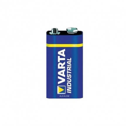 Batterie E-Block/6LR61 Typ E
