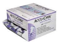 Roche Accu-Chek Safe-T-Prop Plus