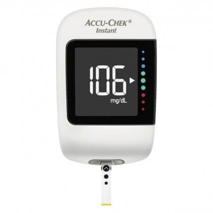 Accu-Chek Instant Blutzuckermessgerät Set