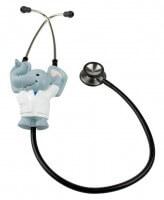 Exambuddies Stethoskop-Clip Einstein