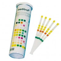 medichem meditrol-3 Urinteststreifen