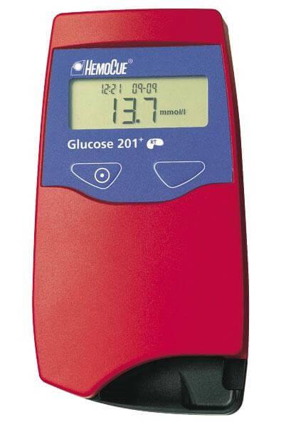 201 RT Glucose Blutzuckermessgerät