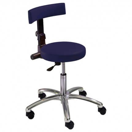 Chaise de laboratoire Ecco-Cromo
