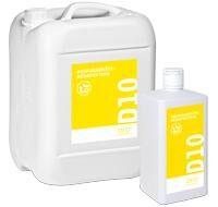 Desinfektionsmittel D10 für Absaug- und Inhalationsgeräte