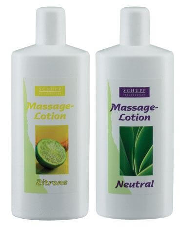 Massage Lotions