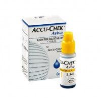 Roche Accu-Chek Aviva Autocontrol Kontrolllösung