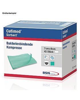 Cutimed Sorbact Tamponade, einzeln, steril