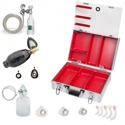 Ulmer Koffer Basis Notfallkoffer mit Grundausstattung