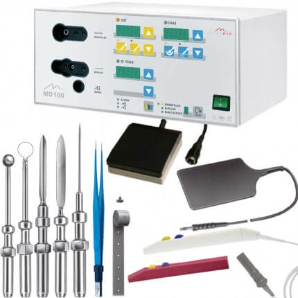 MD 100 HF-Elektrochirurgiegerät für Chirurgie
